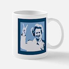 MAGGIE THATCHER VICTORY PRINT Mug