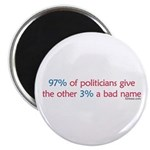 Anti-Incumbent Politician Magnet
