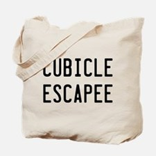 Cubicle Escapee Tote Bag