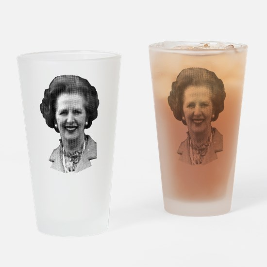 thatcher Drinking Glass