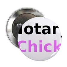 """Notary Chick 2.25"""" Button"""