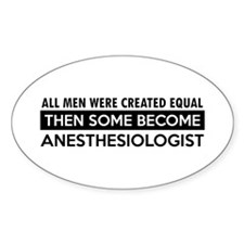 Anesthesiologist Designs Decal