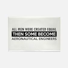 Aeronautical Engineer Designs Rectangle Magnet