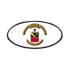 COA - 60th ADA Regiment Patches