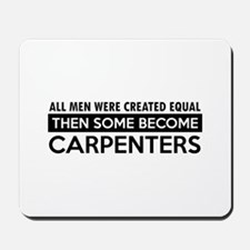 Carpenter Designs Mousepad
