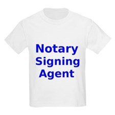 Notary Signing Agent T-Shirt