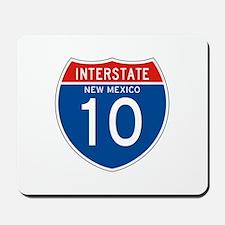 Interstate 10 - NM Mousepad
