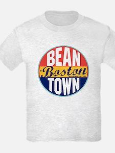 Boston Vintage Label T-Shirt