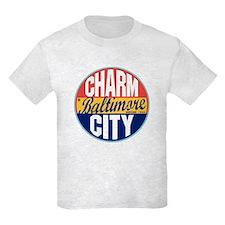Baltimore Vintage Label T-Shirt