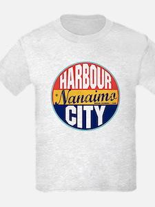 Nanaimo Vintage Label T-Shirt