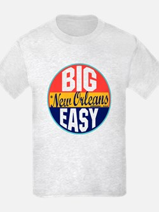 New Orleans Vintage Label T-Shirt