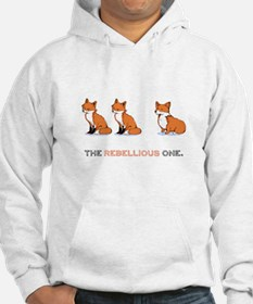 The Rebellious One - Hoodie Sweatshirt