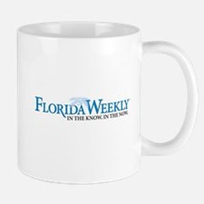 Cute Florida weekly centered logo Mug