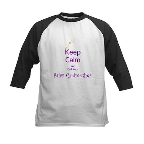Keep Calm and Call your Fairy Godmother Baseball J