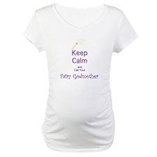 Keep Calm and Call your Fairy Godmother Shirt
