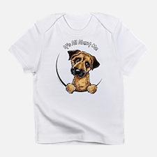 Border Terrier IAAM Infant T-Shirt
