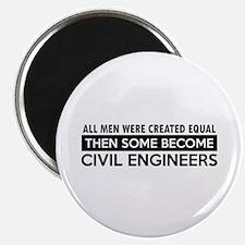 Civil Engineers Designs Magnet