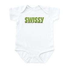 Swissy IT'S AN ADVENTURE Infant Bodysuit