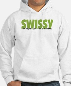 Swissy IT'S AN ADVENTURE Hoodie