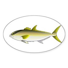Greater Amberjack fish Decal