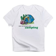 Funny Too young Infant T-Shirt