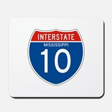 Interstate 10 - MS Mousepad