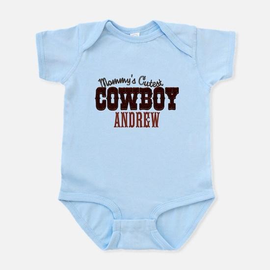 Editable Cowboy Body Suit
