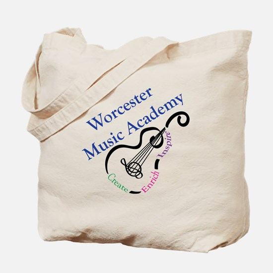 Worcester Music Academy Tote Bag