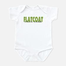 Flatcoat IT'S AN ADVENTURE Infant Bodysuit