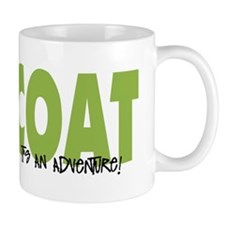 Flatcoat IT'S AN ADVENTURE Mug