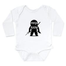Ninja Baby Body Suit