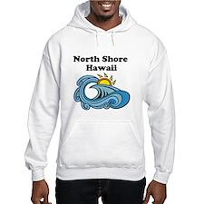 North Shore Hawaii Hoodie