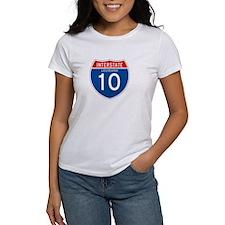 Interstate 10 - LA Tee
