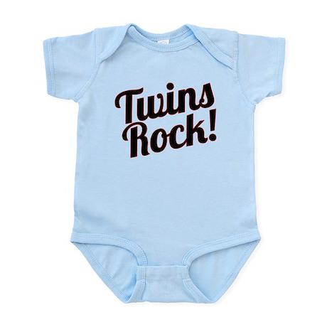 Twins Rock! Body Suit