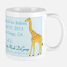 March for Babies 2013 Mug