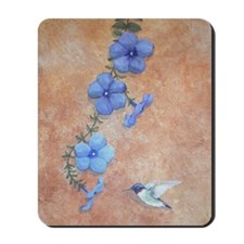 StephanieAM Hummingbird Mousepad