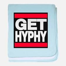 get hyphy lg red baby blanket