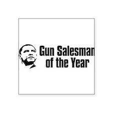 Obama Gun Salesman Of the Year Sticker