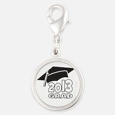2013 Grad Hat Charms