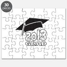 2013 Grad Hat Puzzle