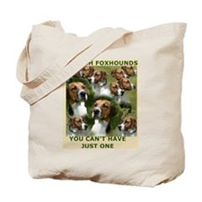 foxhound group Tote Bag