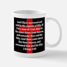 2 Kings 1:10 Mug
