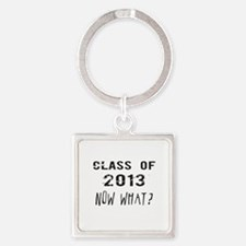 Class of 2013 Now What Keychains