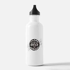 Class of 2013 Graduate Retro Water Bottle
