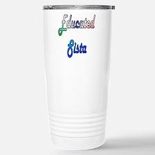 Educated Sista 2 Travel Mug