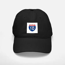 Interstate 10 - CA Baseball Hat