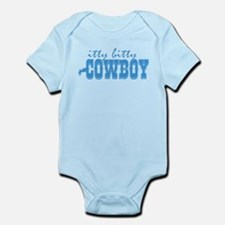 Itty Bitty Cowboy Infant Bodysuit
