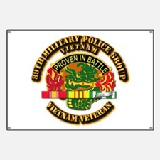 Army - DUI - 89th Military Police Group w Vietnam