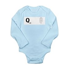 Quartermaster Long Sleeve Infant Bodysuit
