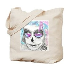 Sugarskull Tote Bag